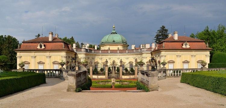 Zámek Buchlovice: Dechberoucí barokní podívaná