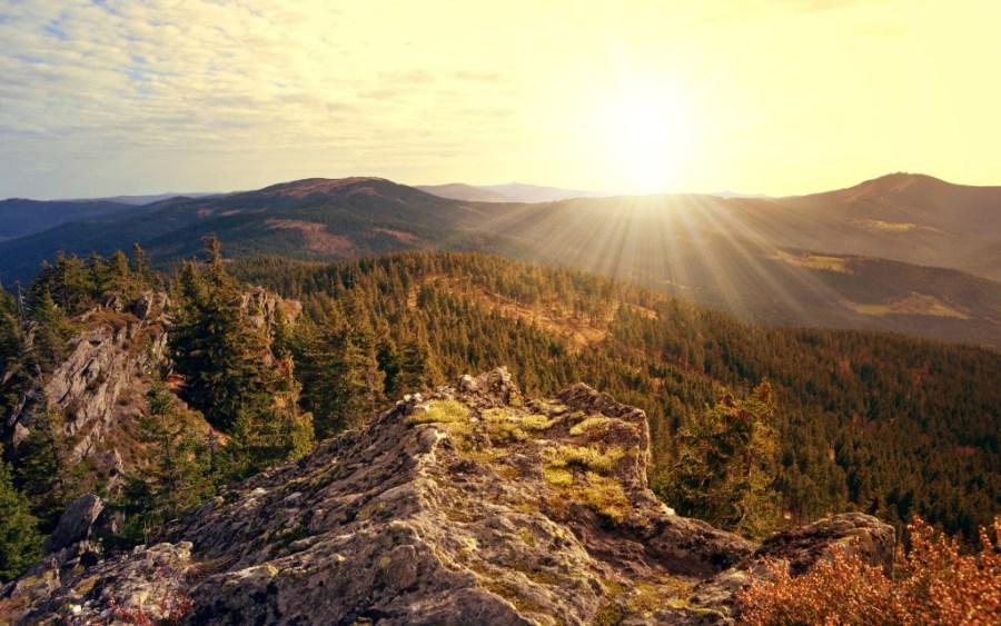 Šumava pro každého, v létě i v zimě