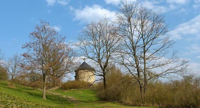 Rotunda svatého Petra a Pavla ve Starém Plzenci