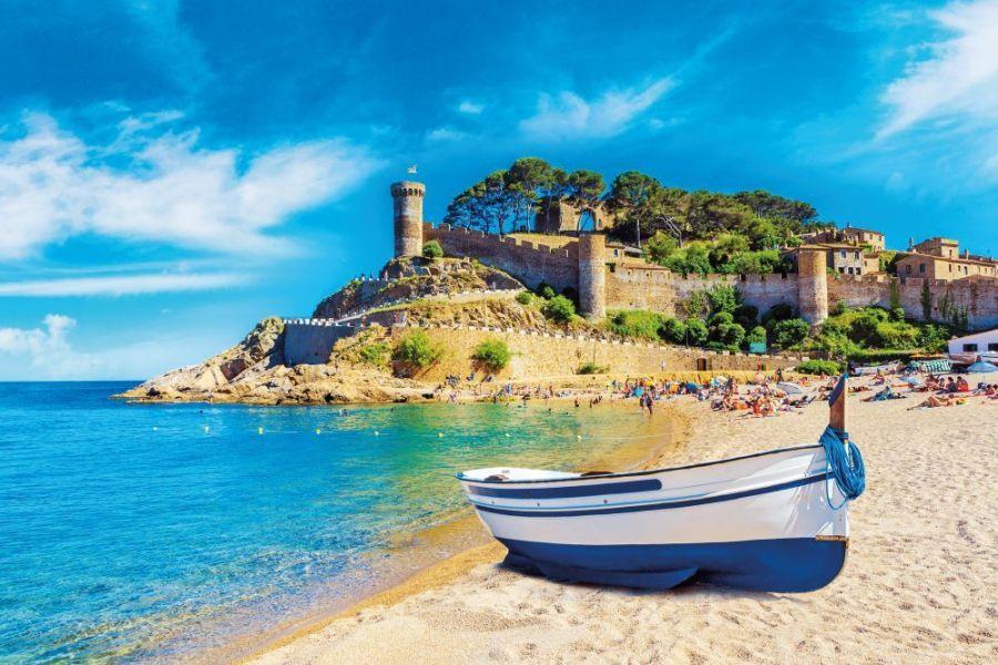 Úchvatné španělské pláže