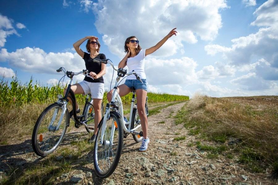 Cyklotrasa: Z Velichova na Potůčky