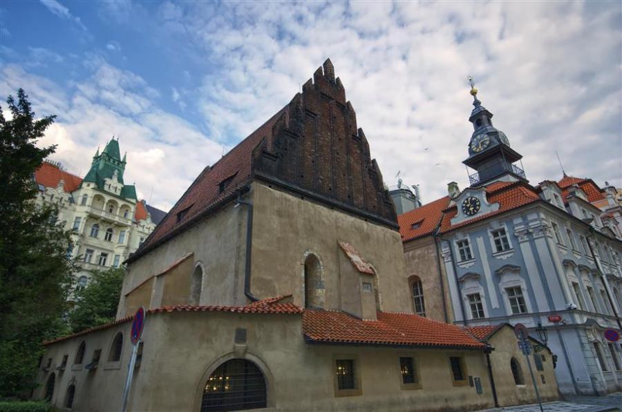 Praha tajemná: Staré Židovské Město a Golem