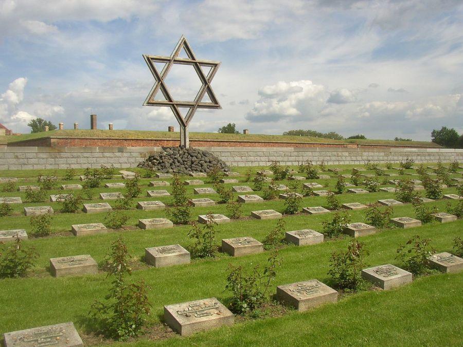 Terezín se smutnou historií