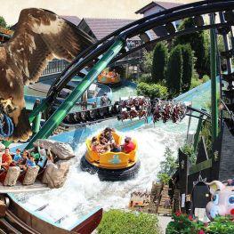 Nejlepší zábavní parky v Německu
