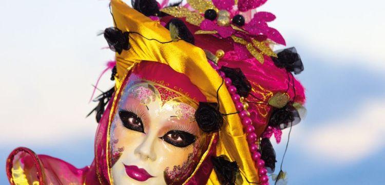 Karneval v italských Benátkách