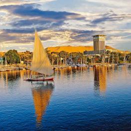 Překrásný Egypt na vlnách Nilu