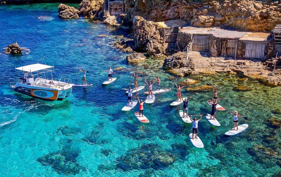 Ibiza: Ostrov tance a pohody