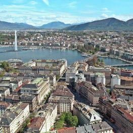 Ženevská romantika u jezera