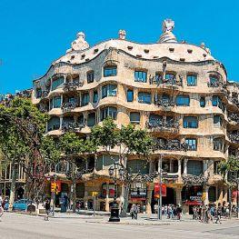 Barcelona, město slunce a umění