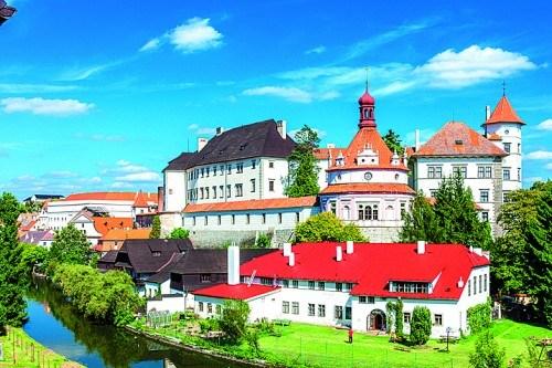 Co musíte vidět na jihu Čech
