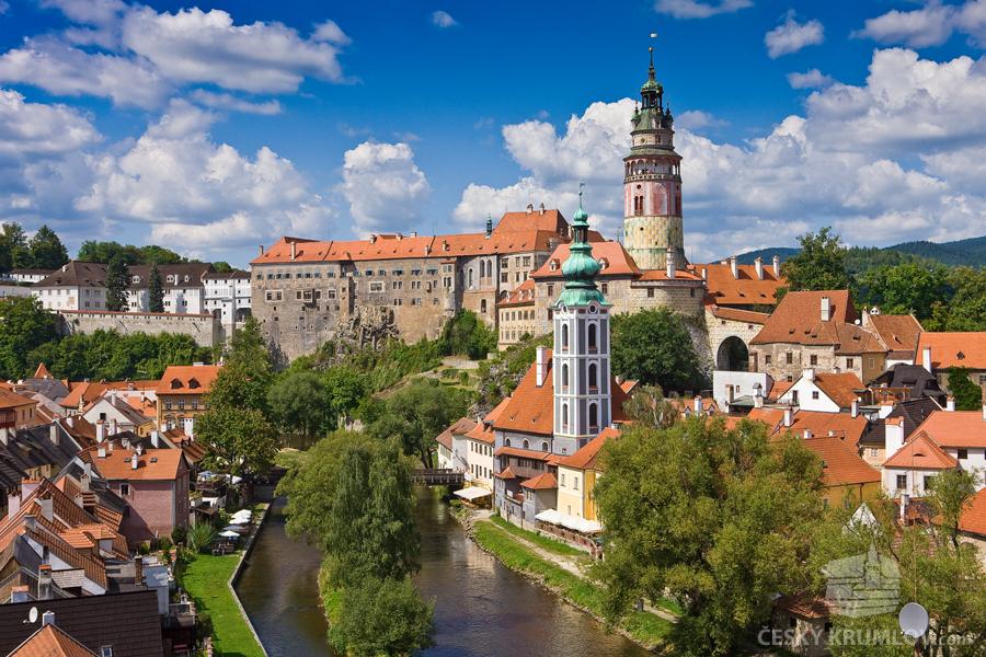 Český Krumlov: Perla jižních Čech