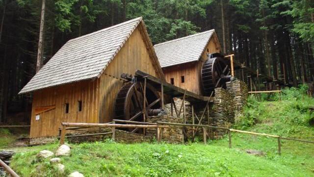 Zlatorudné mlýny představují zlatou horečku