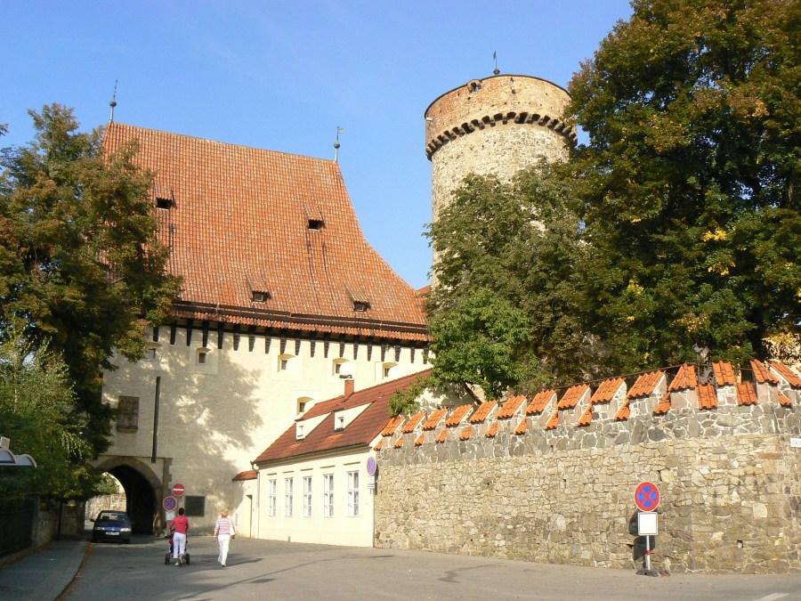 Královský hrad Kotnov: VTáboře stál dávno před husity