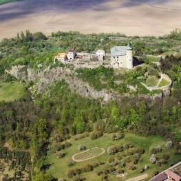 Kunětická hora: Husitská pevnost má střežit podzemní labyrint!