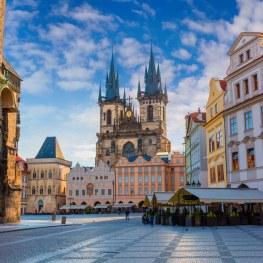 Matička Praha: Nezapomenutelná prohlídka historického centra