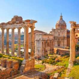 Ochutnejte antický Řím