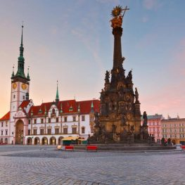Za tajemnem v Olomouci: Dům U Černého koníčka