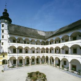 Čarodějnický zámek Velké Losiny