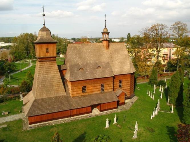 Za dřevěnými kostely na Moravě