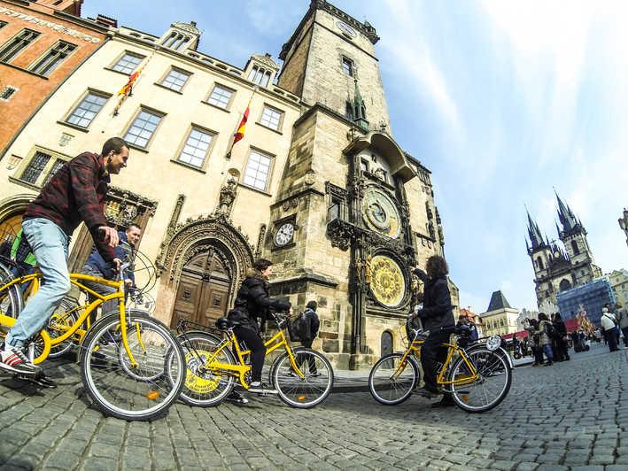Cyklotrasa okolo Starého Města