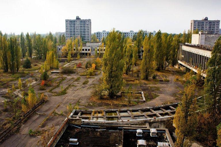 Ukrajinské město Pripjať: Místo, kde se zastavil čas