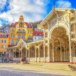 Překrásné Karlovy Vary: Oblíbil si je i ruský car Petr I. Veliký!