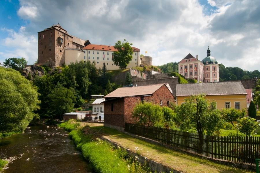 Bečov nad Teplou: Po stopách tajemství relikviáře sv. Maura