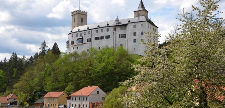 Romantický Rožmberk: Domov slavného šlechtického rodu i bílé paní