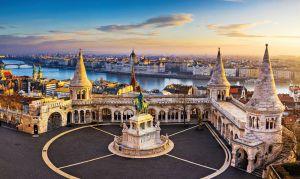 Budapešť: Perla na obou březích Dunaje