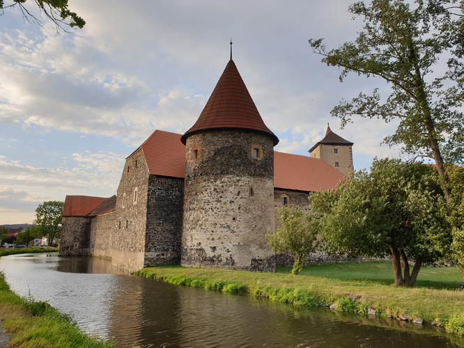 Vodní hrad Švihov: Skvost, který stojí za to vidět zblízka