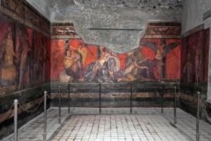 Proč byla Vila Mystérií vyzdobena tajuplnými freskami?