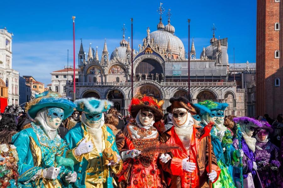 Na karneval v Benátkách ještě letos!