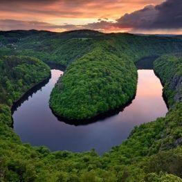 Středočeský kraj, turistův ráj