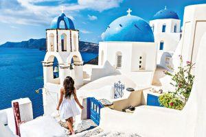 Nejkrásnější destinace Řecka