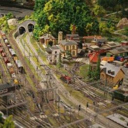 Historická a modelová železnice Vrčeň