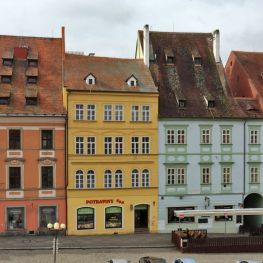 Chebské historické krovy