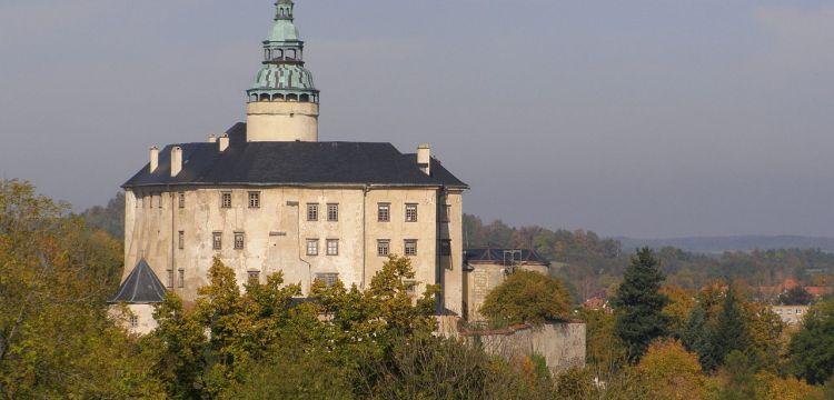 Frýdlant: Valdštejnovo sídlo