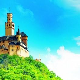 Pohádkové hrady Středního Porýní
