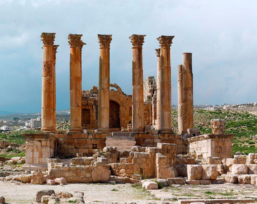 Chrám zasvěcený bohyni Artemis: Krása, na níž svět vzpomíná dodnes