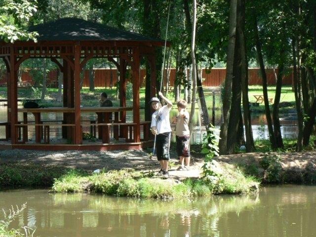 Rybolov pro děti Lázně Bohdaneč
