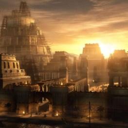 Babylonská věž: Stála skutečně někde?