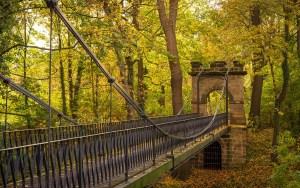Podzimní Děčín láká krásnou přírodou