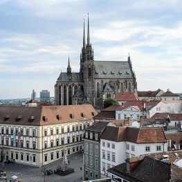 Brno: Zábavná jihomoravská metropole