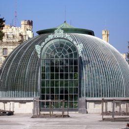 Do skleníků v botanických zahradách