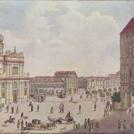 Turistický průvodce Prahou roku 1780: Uvítají vás kupy odpadků i nová promenáda