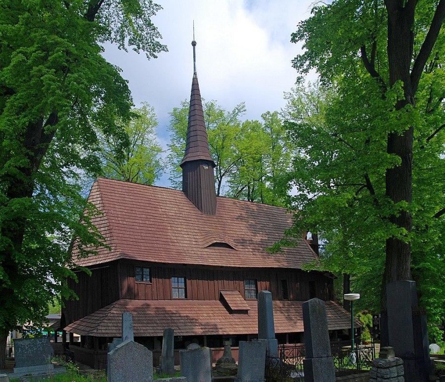Kostel Panny Marie Pod lipami