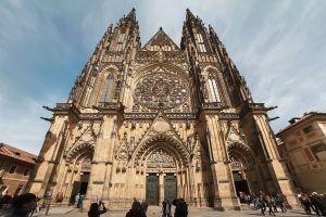 Chrám sv. Víta: Gotická střecha české země