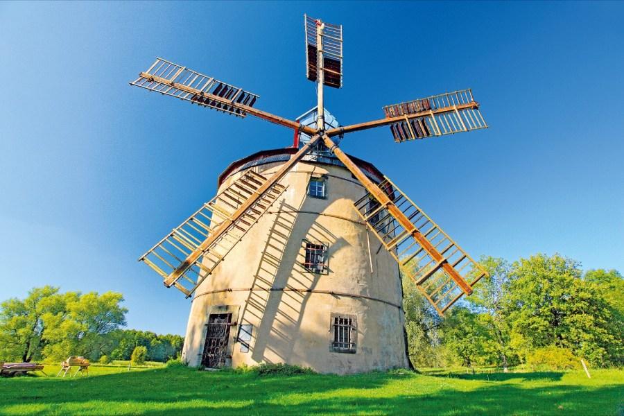 České Holandsko: Naše nejhezčí větrné mlýny