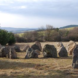Vrch Burkovák: Mystické místo starých Keltů