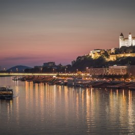 Bratislava: Za humny na vás čeká poklad na Dunaji